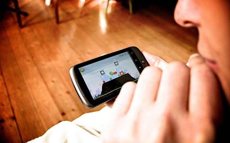 - (c) Johan Larsson / www.flickr.com / www.flickr.com/photos/johanl/4954545682/ Angry Birds