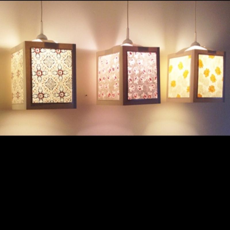 Papierlampen handgefertigt von matoshimo  - matoshimo - Stuttgart