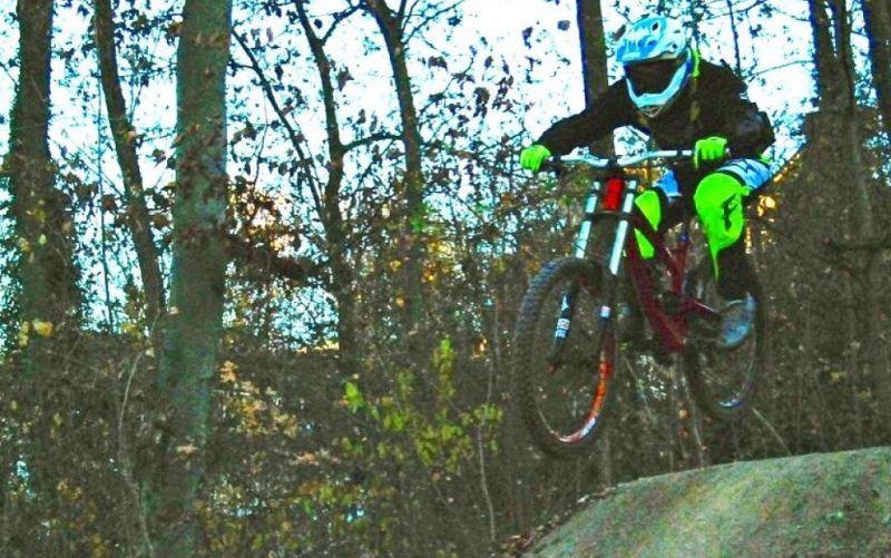 Stuttgarter Downhill-Strecke - (c) Alexander Kappen