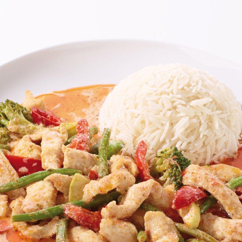 Thai Red Curry - Mr. Chopsticks - Köln