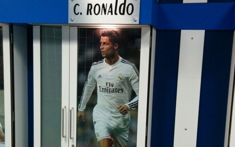 Christiano Ronaldo - (c) cuetor59/https://pixabay.com/de/kostüme-fußball-real-madrid-ronaldo-714562/