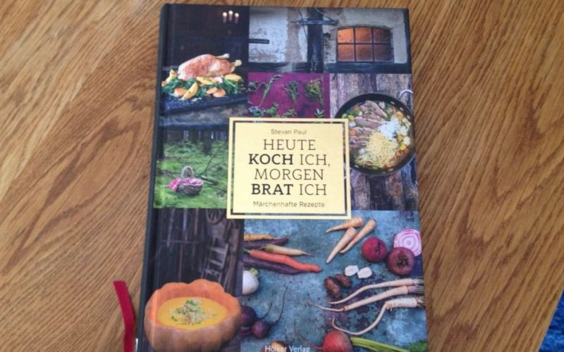 Heute koch ich, morgen brat ich - Kochbuch - (c) stadtmagazin.com / Christine Pittermann