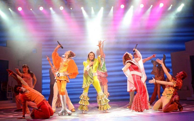 Mama Mia Musical - (c) Stage Entertainment