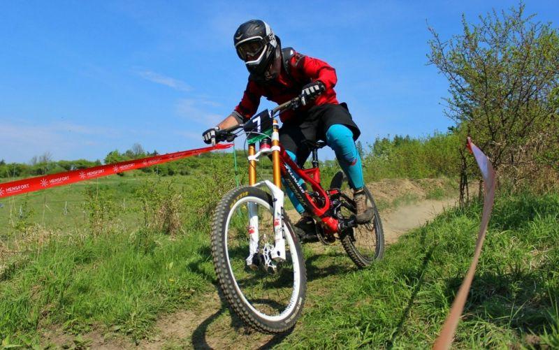 Mountain-Biker in Stuttgart - (c) Alexander Kappen