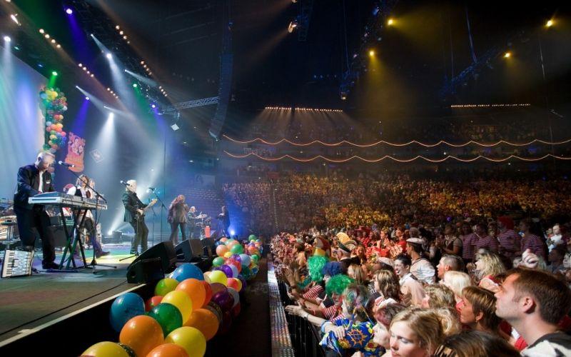 Lanxess Arena / Elfter im Elften