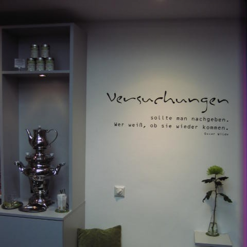 Unsere Tee-Lounge - Gertrude No. 20 für Gourmets und Genussmenschen - Köln