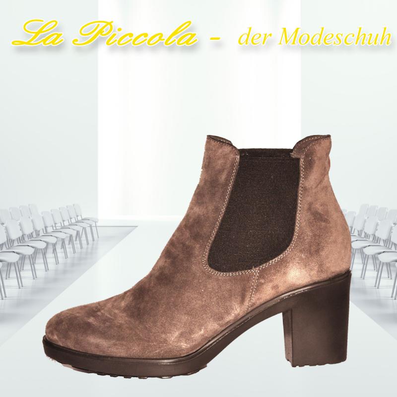 T-PROGETTO CROSTA GRIGI R167/C - La Piccola der Modeschuh - Pulheim
