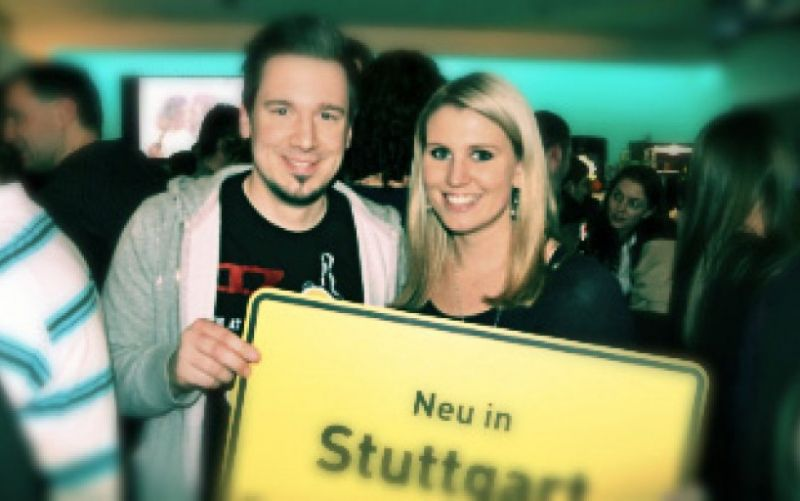Neu in Stuttgart - (c) Alexander Kappen
