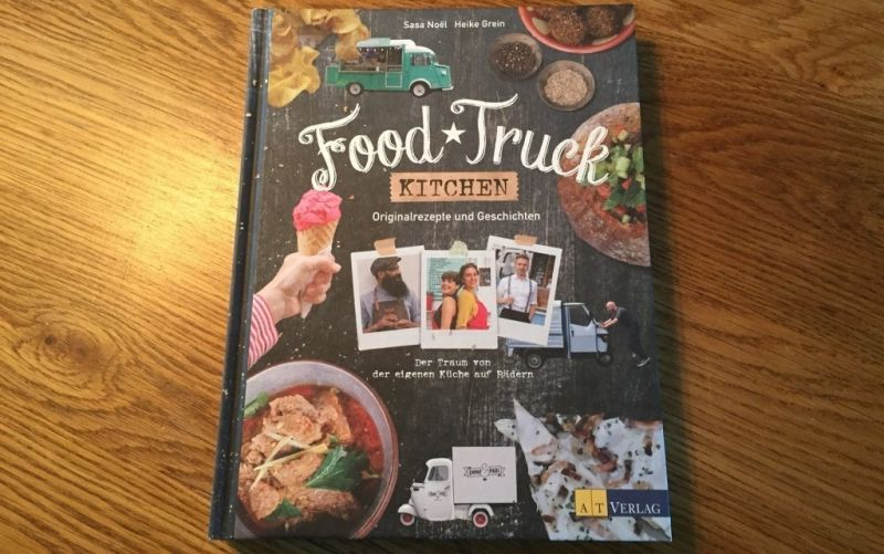 Christine Pittermann / Food Truck Kitchen AT Verlag