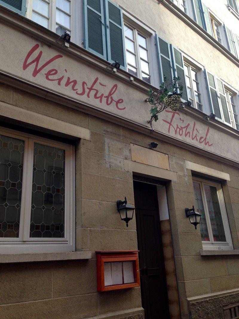 Photo von Weinstube Fröhlich in Stuttgart
