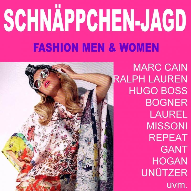 Schnäppchen-Jagd  Designer- und Markenmode zu Schnäppchenpreisen - Fashion + Style Outlet - Neustadt an der Weinstraße