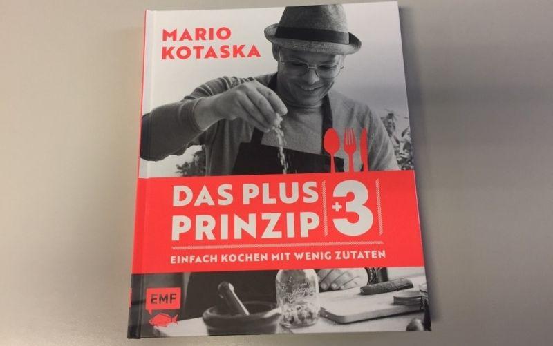 © Mario Kotaska / Das Plus 3 Prinzip / Kochen mit wenig Zutaten / EMF Verlag / Christine Pittermann