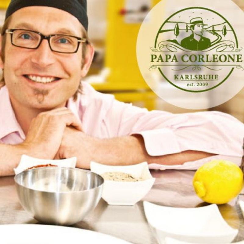 Papa Corleone Pastamanufaktur - PAPA CORLEONE - Karlsruhe