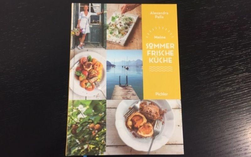 - (c) Meine Sommerfrischeküche / Pichler Verlag / Alexandra Palla / Christine Pittermann