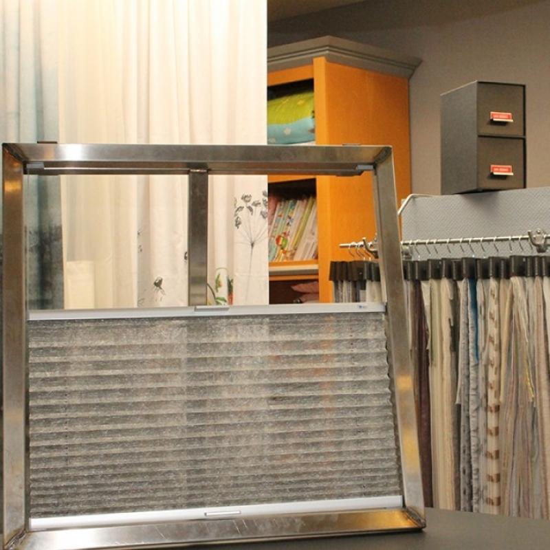 mhz plissees tag und nacht gardinenstore mannheim gardinen. Black Bedroom Furniture Sets. Home Design Ideas