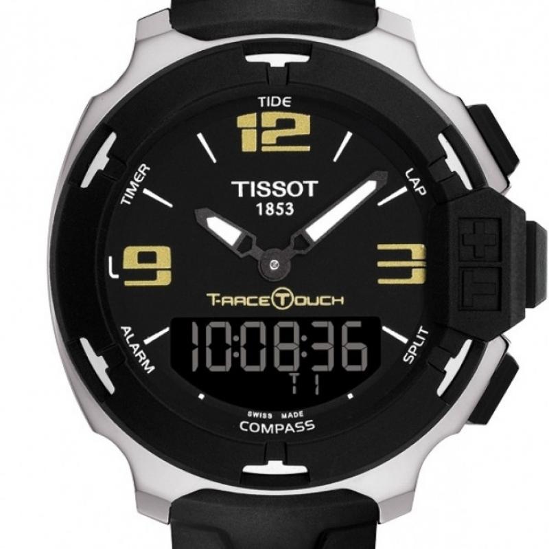 Uhr von TISSOT 1853 RACE TOUCH - Juwelier Burkhardt - Esslingen