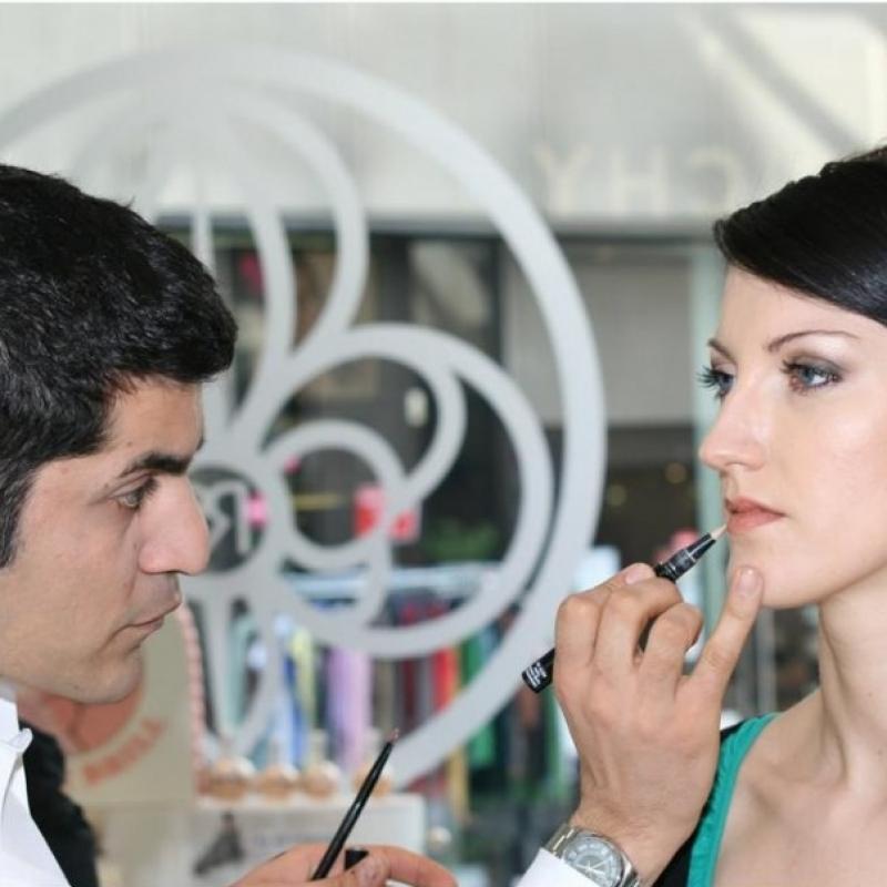 Hochzeits Make up - Reza Shari - Mannheim