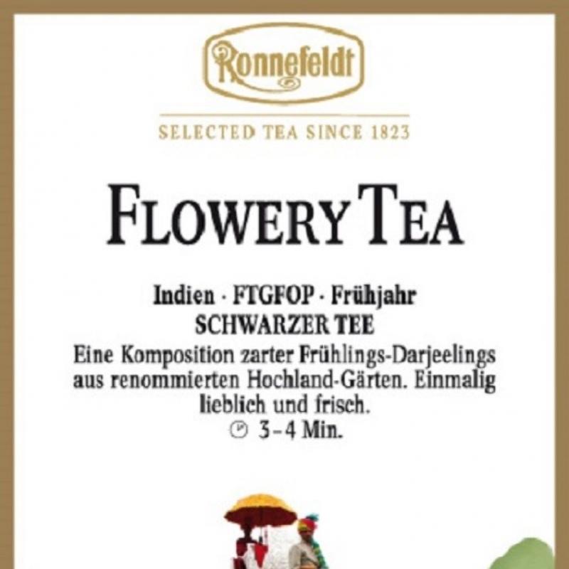Schwarzer Tee - Teefachgeschäft - Karlsruhe- Bild 1