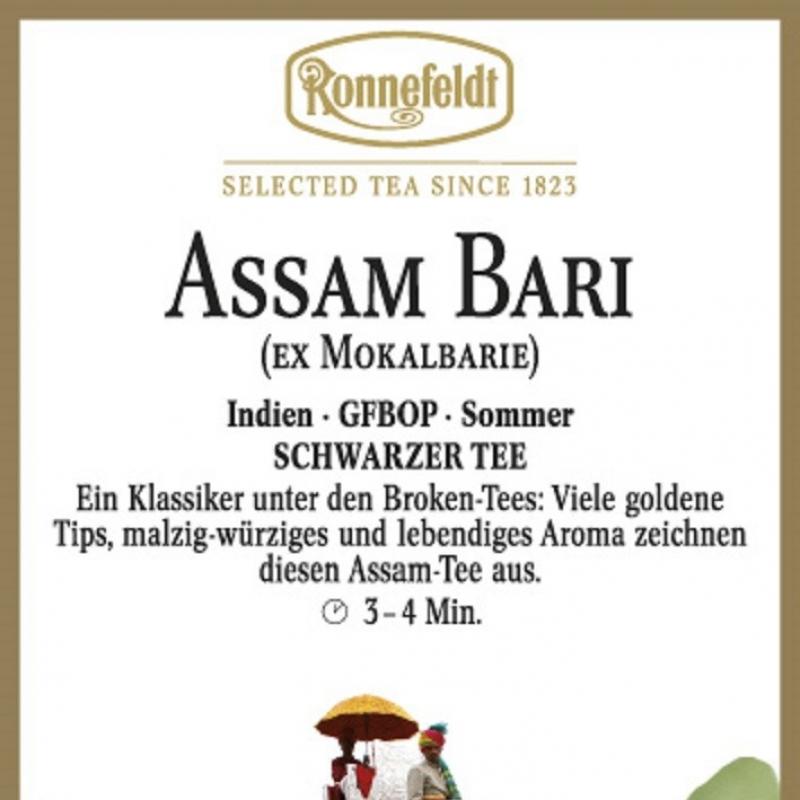 Schwarzer Tee - Teefachgeschäft - Karlsruhe- Bild 2