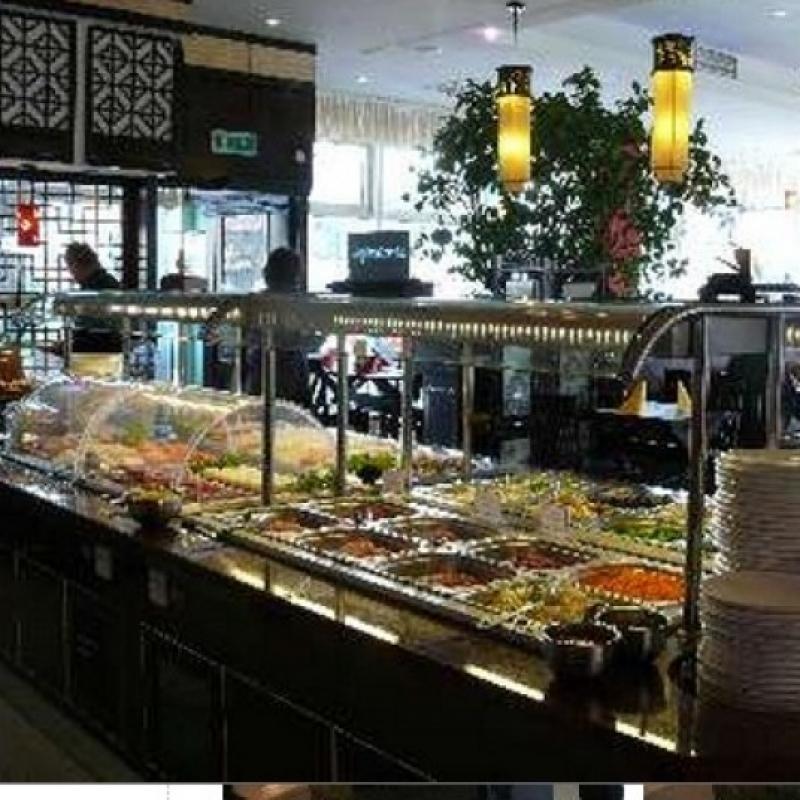 Buffet - Restaurant Yangtse - Mannheim