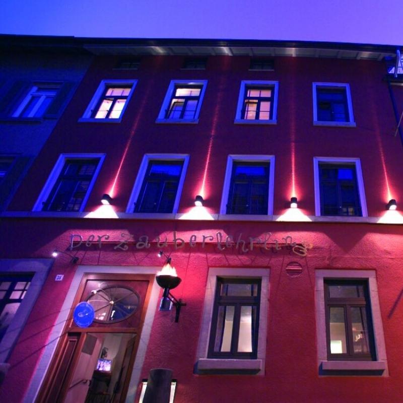 eintr ge von restaurant der zauberlehrling stuttgart bohnenviertel deutsch. Black Bedroom Furniture Sets. Home Design Ideas