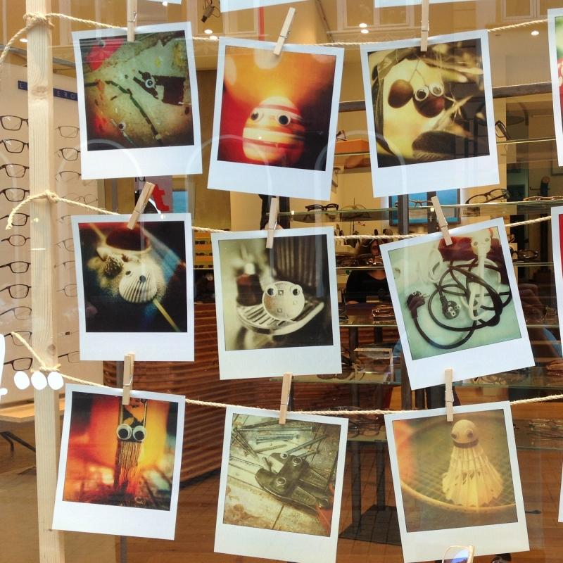 ...unsere neue Deko, mit den heissesten Brillen.. - eye and art - Heidelberg