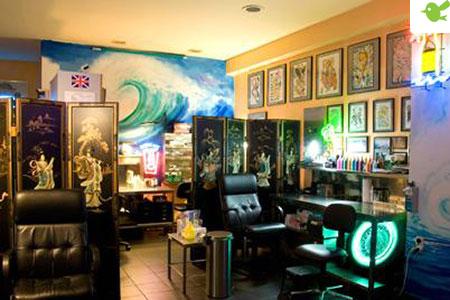 Photo von Big Wave Tattooing & Piercing in Düsseldorf