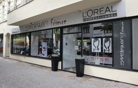 Foto 2 von Zimmermann´s Friseure in Berlin
