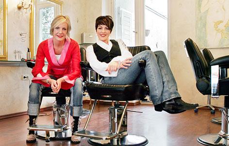 Foto 2 von tausendschön Friseur in Düsseldorf