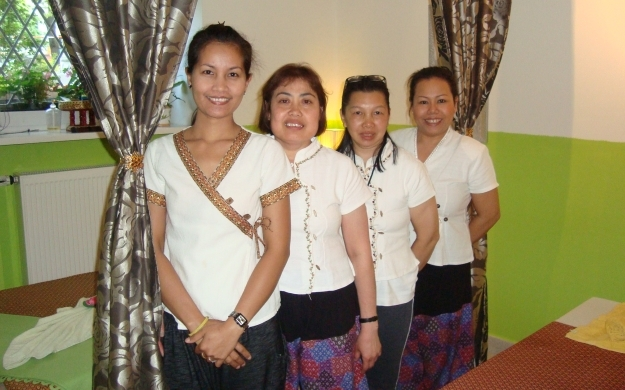 Thai massage schwetzingen