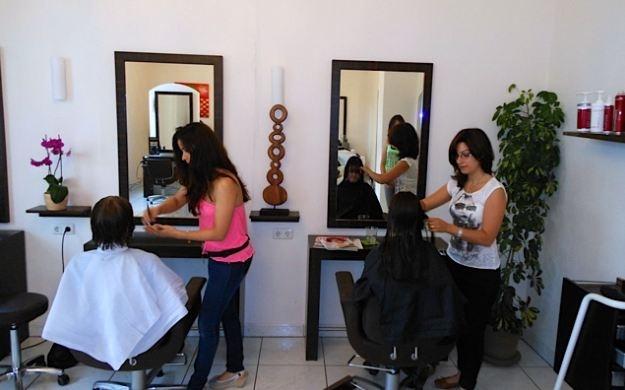 Foto 8 von Hair Lounge in Wiesbaden