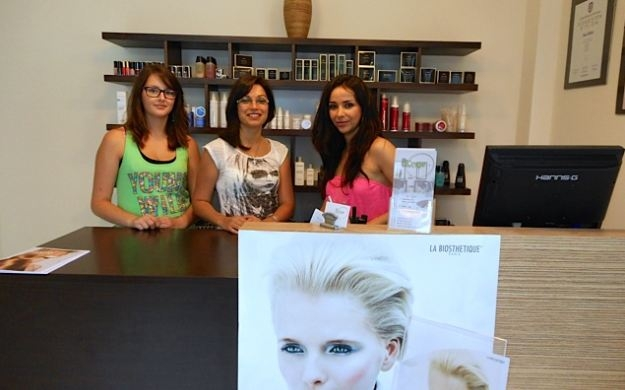 Photo von Hair Lounge in Wiesbaden