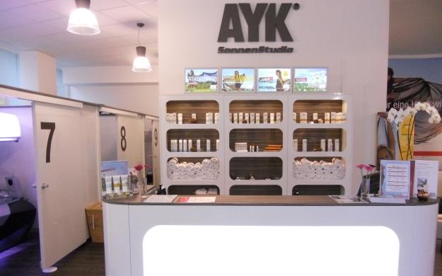Foto 2 von AYK Sonnenstudio in Köln