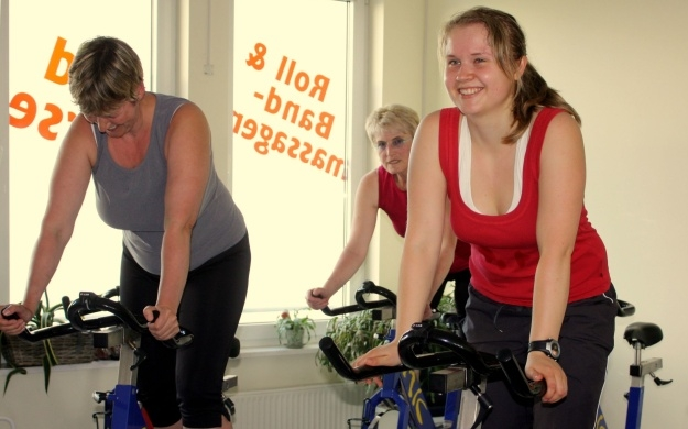 Foto 8 von Frauen-Fitness balance in Berlin