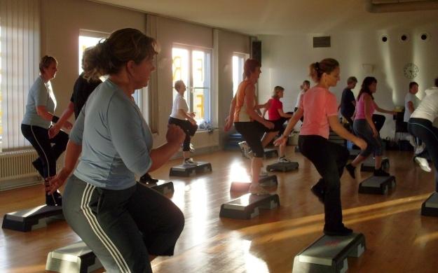 Thumbnail für Frauen-Fitness balance