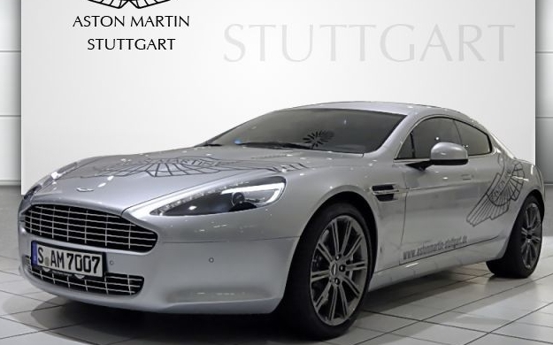 Foto 5 von Aston Martin Stuttgart in Stuttgart