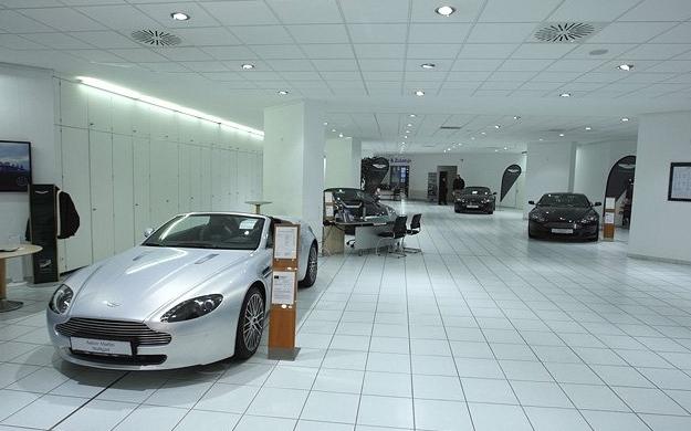 Foto 4 von Aston Martin Stuttgart in Stuttgart