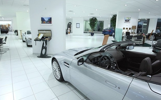 Photo von Aston Martin Stuttgart in Stuttgart