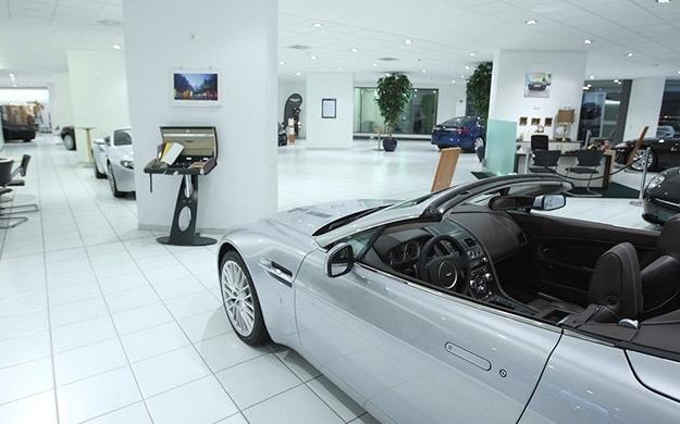 Foto 1 von Aston Martin Stuttgart in Stuttgart