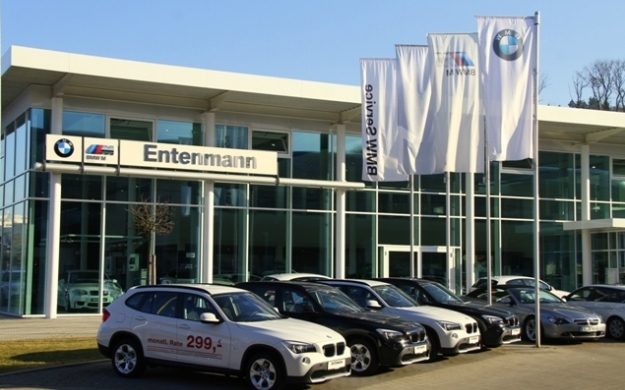 Photo von Entenmann - Autohaus Entenmann GmbH & Co.KG in Esslingen