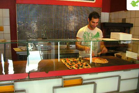 Photo von Solo Pizza in Berlin