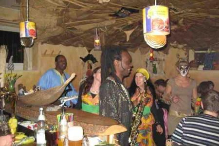 Photo von Restaurant Ambiente Africa in Stuttgart
