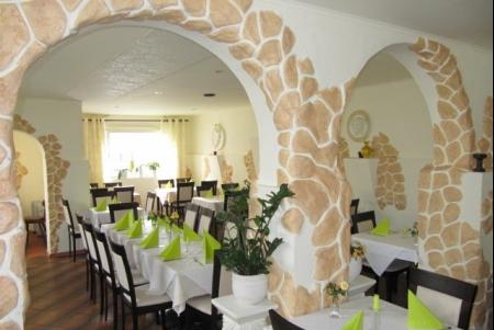 restaurant ermis b blingen griechisch griechische k che. Black Bedroom Furniture Sets. Home Design Ideas