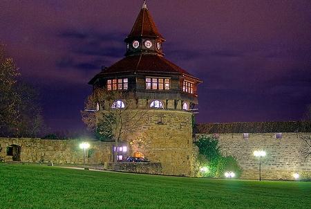 Historisches Restaurant Dicker Turm Esslingen Badische Küche