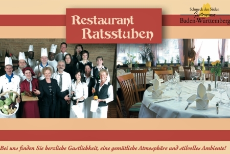 Foto von Restaurant Ratsstuben in Leinfelden-Echterdingen