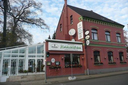 Photo von Balkanrestaurant Waldschlößchen in Mülheim