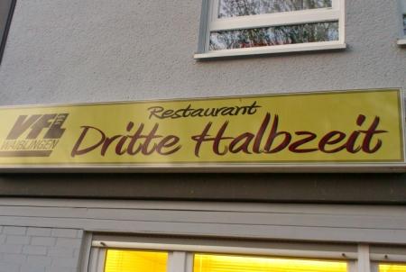 Photo von Restaurant Dritte Halbzeit in Waiblingen