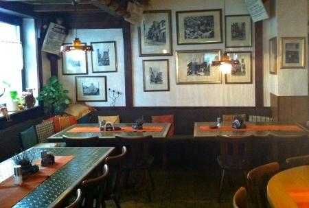 Waldhornschenke Heilbronn Gaststätte Wirtshaus