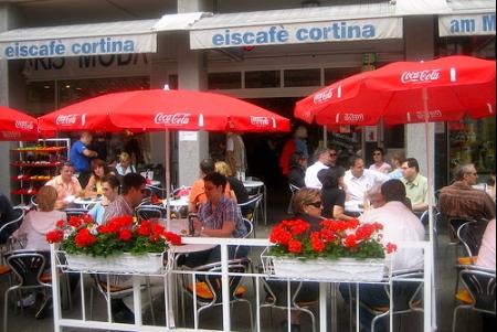 Photo von Eiscafé Cortina in Karlsruhe