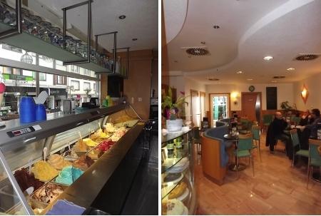 Foto von Eiscafe Cappucino in Pirmasens